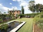 """Welcome to """"Seasons of Maleny"""", a French inspired villa overlooking lush dairy pastures."""