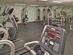 Riviera Beach & Shores Resorts Gym