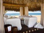 Cabo Azul Resort Beach Massage