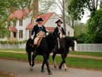 The Historic Powhatan Resort Horse Stroll