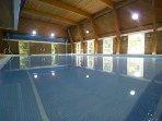 Woodford Bridge Country Club Indoor Pool