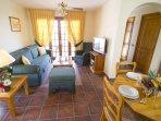 Royal Tenerife Country Club Living Room