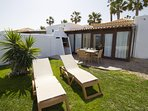Royal Tenerife Country Club Patio