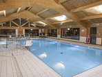 Pine Lake Resort Indoor Pool