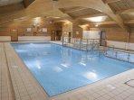 Pine Lake Resort Indoor Pool Second View