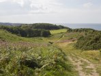 Cromer Country Club Clifftop