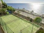 Cala Blanca Tennis Court