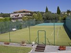 Le Club Mougins Tennis Court