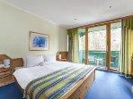 Alpine Club Bedroom