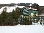 Alpine Club Exterior Fourth View