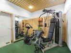 Alpine Club Fitness Room