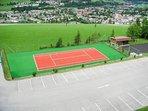 Alpine Club Tennis Courts