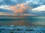 Kaanapali Beach Club Ocean Sunset