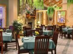 Lake Tahoe Resort Cafe