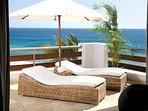 Cabo Azul Resort Guest Room Balcony