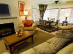The Suites at Fall Creek Living Area