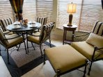 The Suites at Fall Creek Dining Area