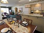 The Suites at Fall Creek Dining Room