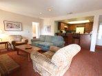 Riviera Oaks Resort Living Room Second View