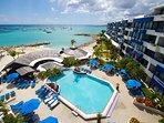Royal Palm Beach Resort Pool Long View