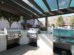 Riviera Oaks Resort Barbeque