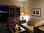 Cancun Resort Living Room