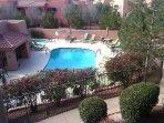 Sedona Summit Adult Pool Area Quiet