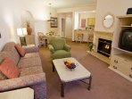 Scottsdale Villa Mirage Living Room