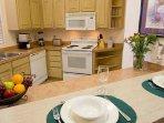 Scottsdale Villa Mirage Kitchen