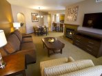 The Ridge on Sedona Golf Resort Living Room