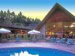 Kohl's Ranch Lodge Pool