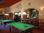 Los Abrigados Resort & Spa Pool Table Bar