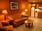 Bell Rock Inn Living Area