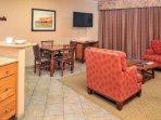 Bell Rock Inn Living Room