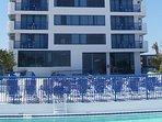 Daytona Beach Regency Exterior With Pool View