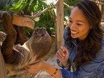 Animal Encounters at Wild Florida
