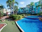 Grande Villas Pool View