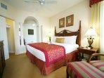 Grande Villas Master Bedroom Second View