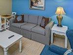 Barefoot'n living room
