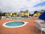 Barefoot'n Resort Pool