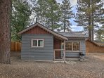 Escape to the peaceful San Bernardino Mountains when you stay at this vacation rental  cottage in Big Bear Lake!