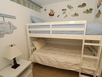 Small Bunk Bedroom