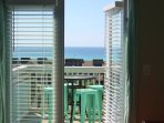 Gulf View From Queen Bedroom