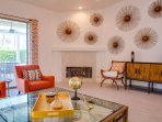 Lions Gate Estate - Living Room