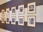 Art installation tells the story of Frank Sinatra