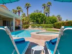 Relax. Its Palm Springs!