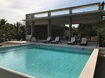 Beach Club Pool, for Residents.