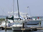 Boating is a very popular activity on South Padre Island.  It is an island.