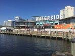 New Waterside District-Downtown Norfolk