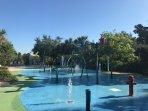 Children's Splash Pad and Pool